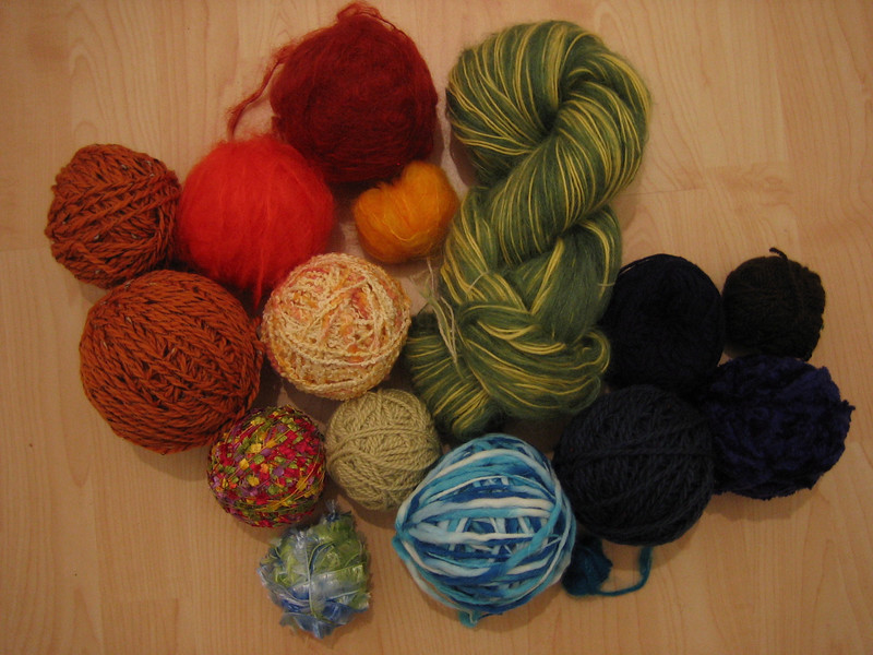 current yarn collection