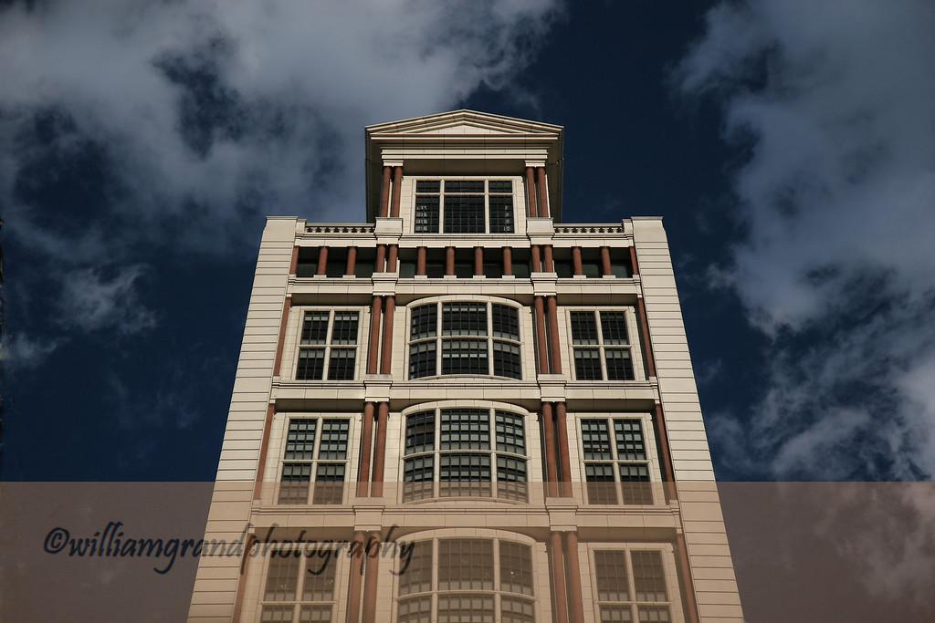 Top of Takashimaya Building