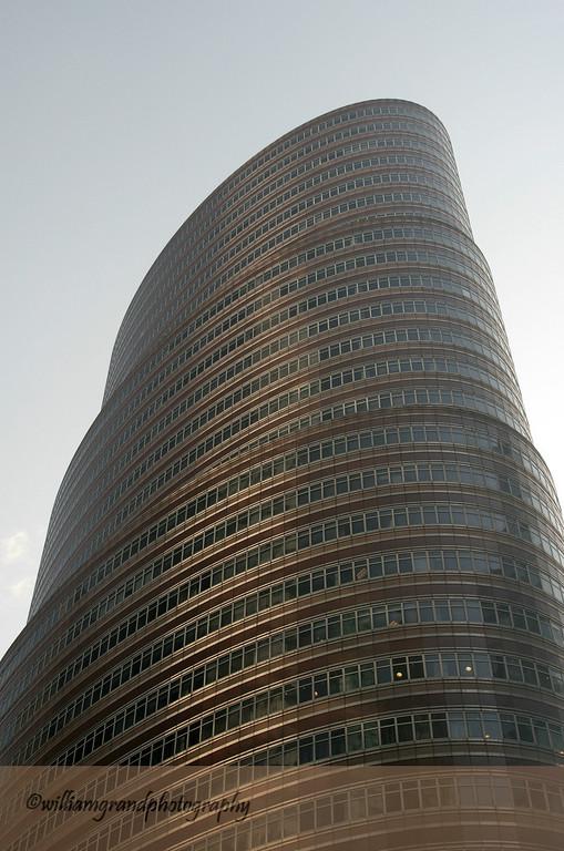 "Top of ""Lipstick Building"""
