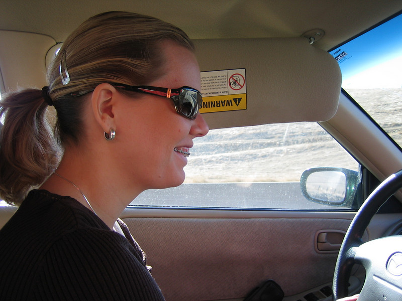 riss driving altamont pass