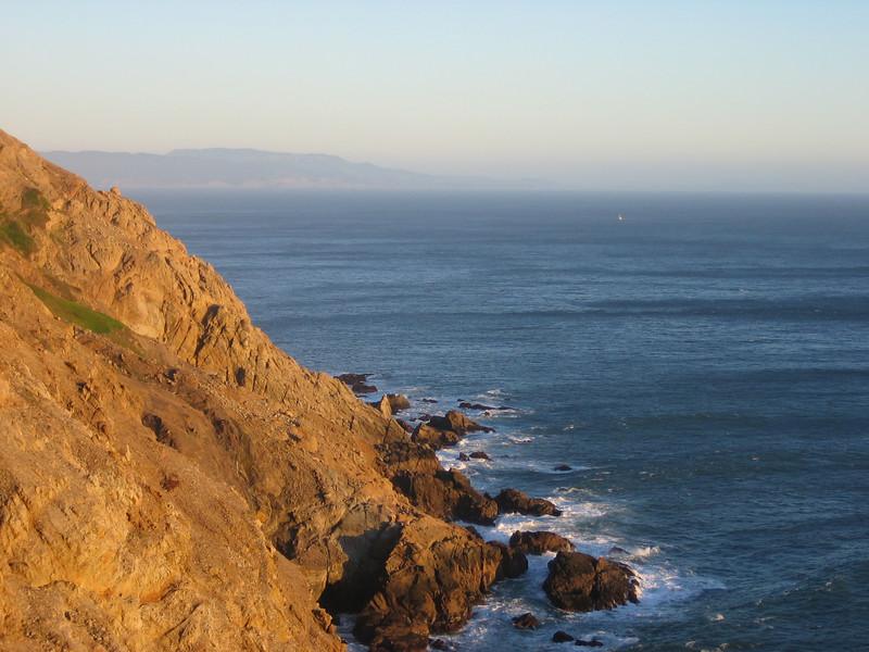 cliffs again