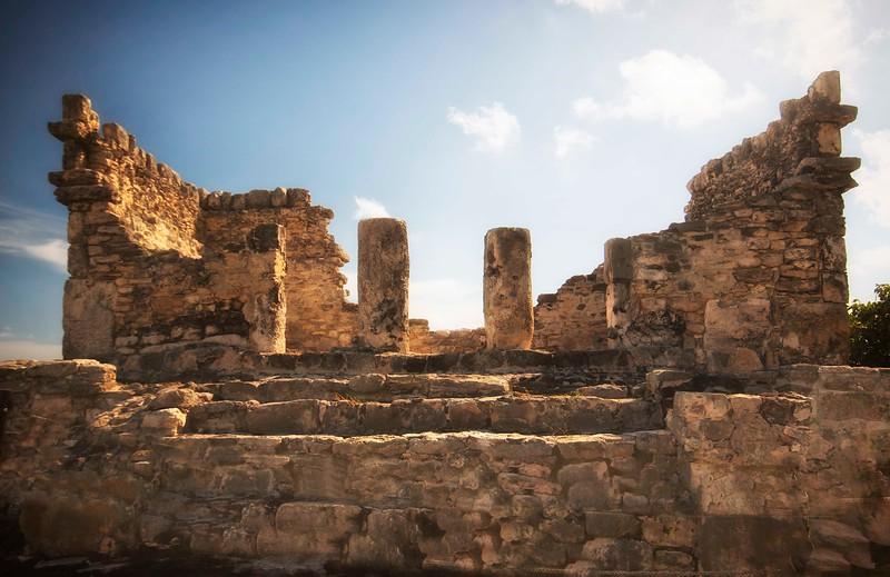 Mayan Ruins--Emil Lu'um