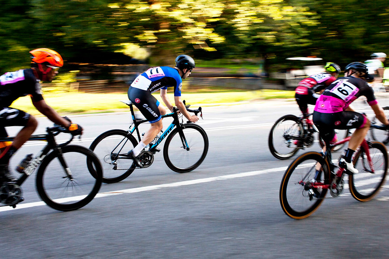 Bike Race, Summer