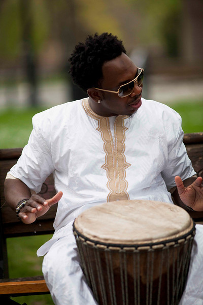 Park Drummer