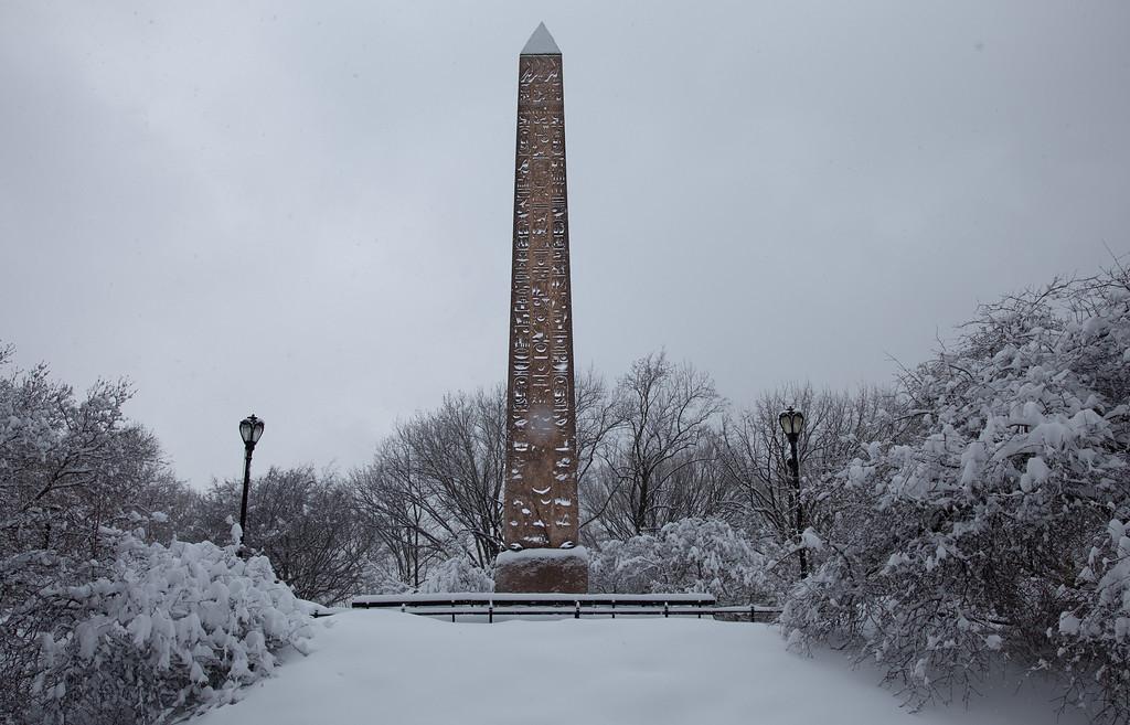 Egyptian 3500 year old Obelisk