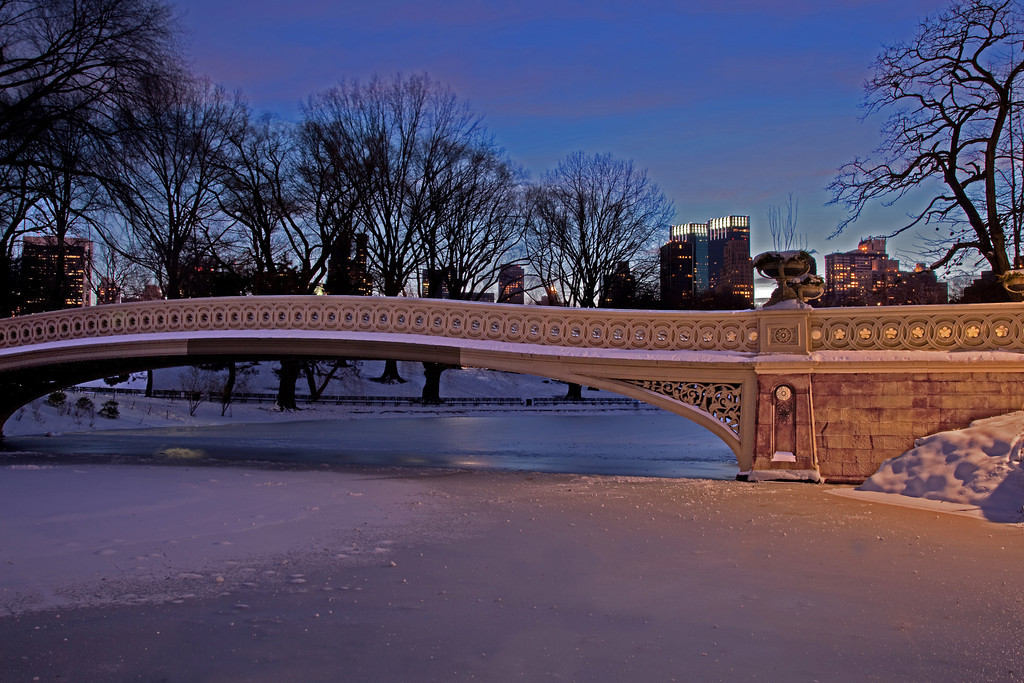 Bow Bridge II