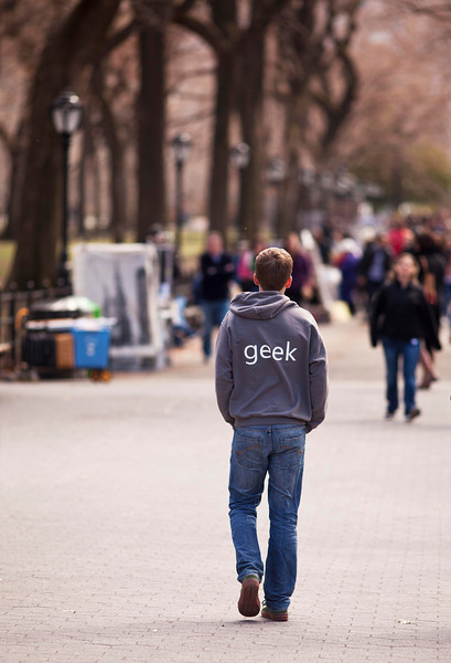 Geek on the Mall