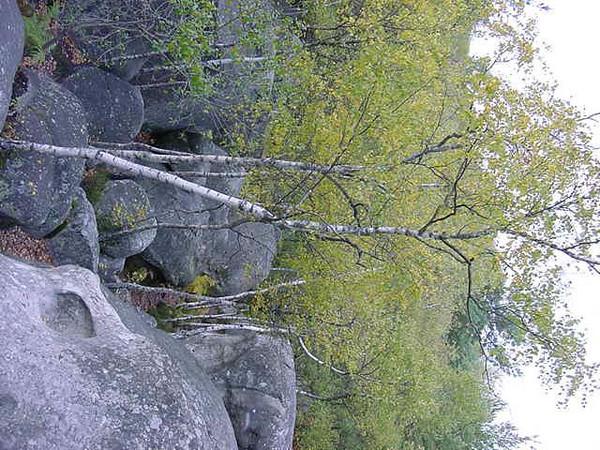gorgeous boulders