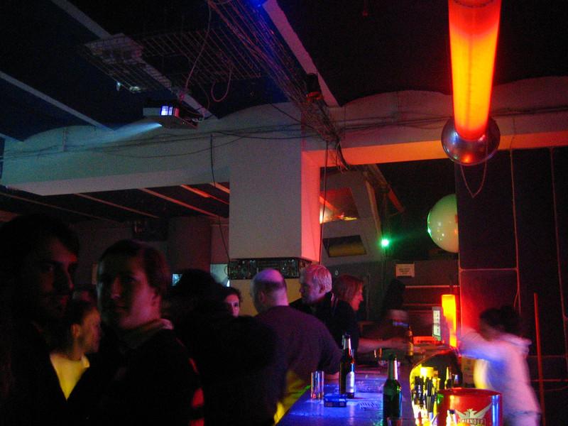 colorful bar flies