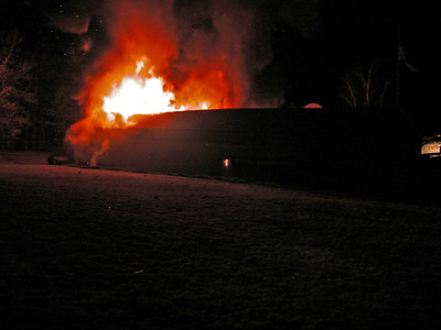Perkins Fire, Sugarloaf Township 3-12-04