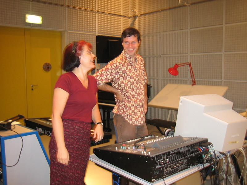 recording for sylvie