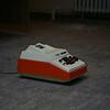 orange adding machine