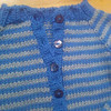coffee bean sweater's buttons