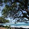 driving south of kailua-kona