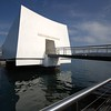 U.S.S. Arizona Memorial at Pearl Harbor
