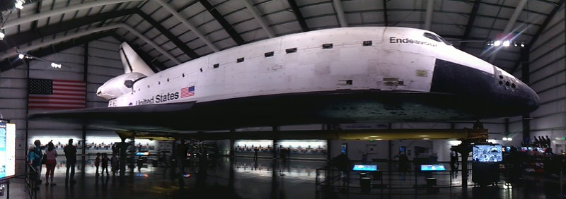 shuttle pano