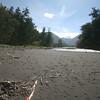 the river through the waipio valley