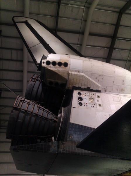 guess what? shuttle butt.