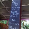 little cafe called Sweet Potato Kitchen in Hawi on the big island