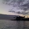 sunset in kailua-kona