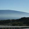 driving down from mauna kea