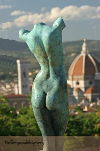 Sculpture, Forte Belvedere