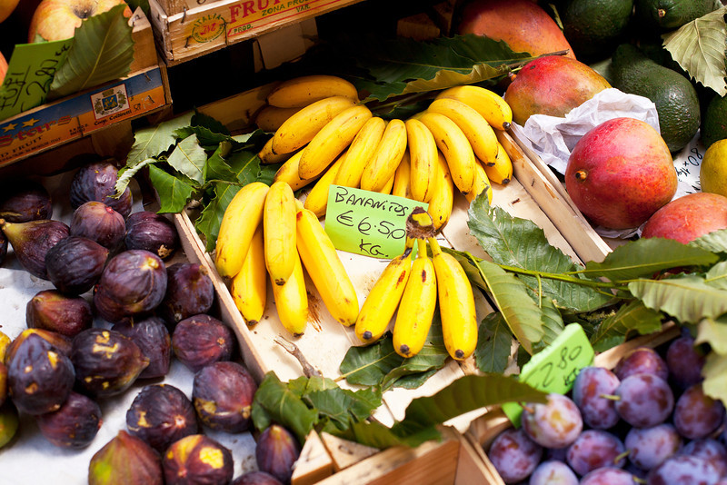 Bananitos, Mercato Centrale, Florence