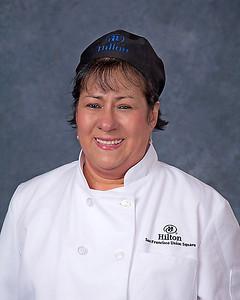 Teresa Picazo, Hilton