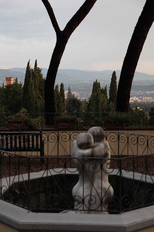 View from Villa Fiesole