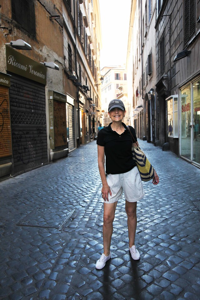 Same Street, Same Traveler