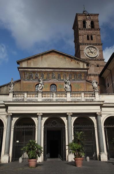 Basilica of Santa Maria, Trestevere