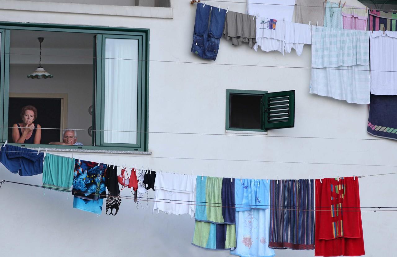 Passing the Time, Atrani, Amalfi Coast