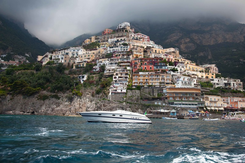 Positano by the Sea