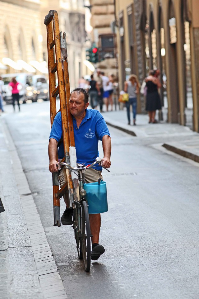 Commuter #1, Florence