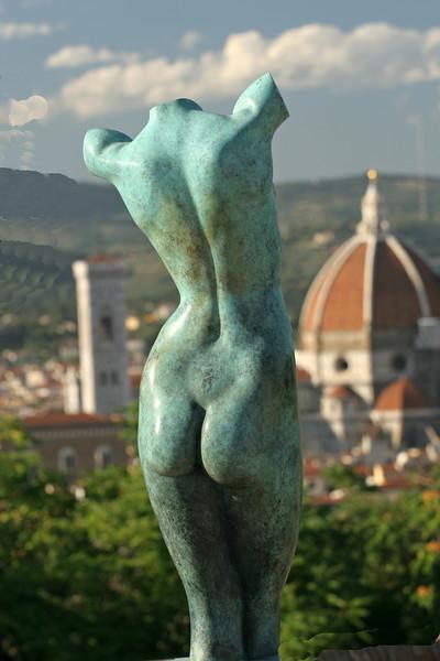 Sculpture, Forte Belvedere, Florence