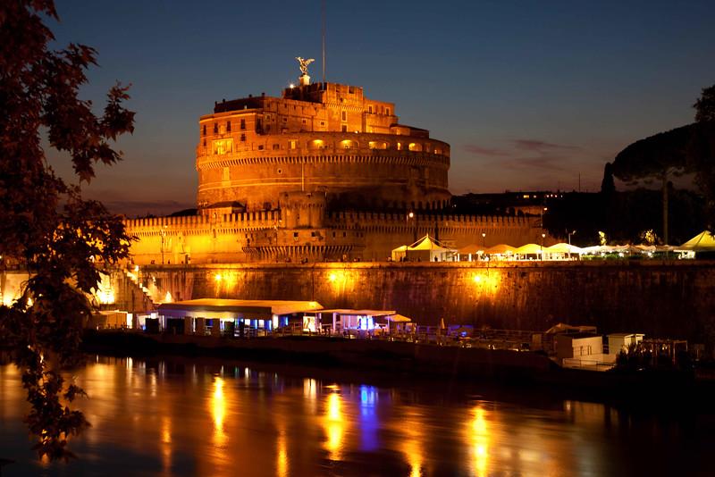 Castel Saint D'Angelo, Rome