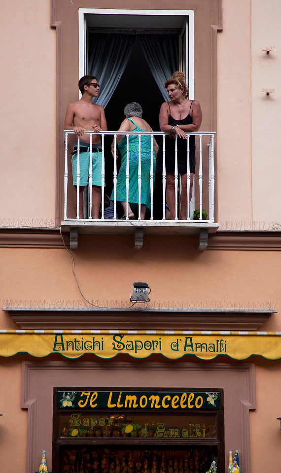 Three Generations, Amalfi