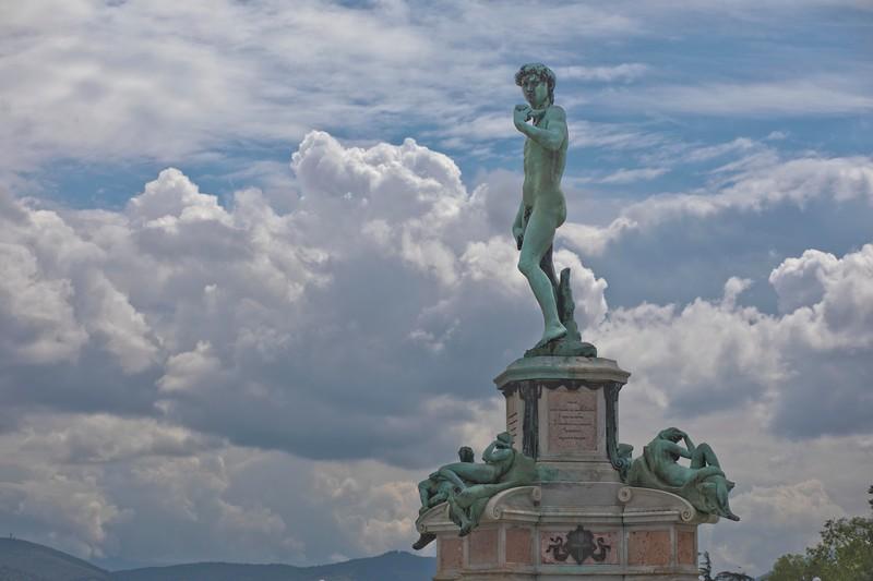 David, Piazzale Michelangelo