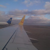 flying out of fuerteventura
