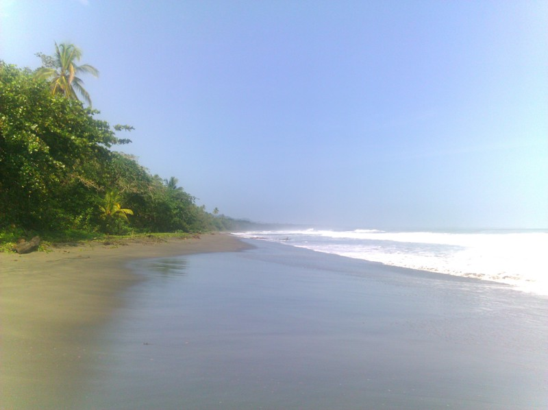 playa negra all to myself