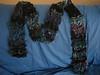 freestyle wrapped stitch scarf