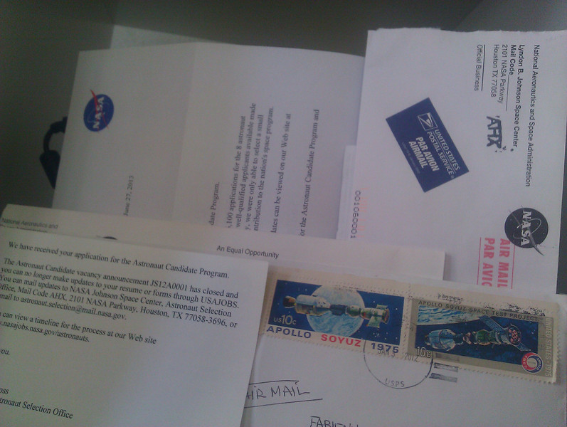 little nasa mail collection