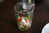 strawberry mint lemon water