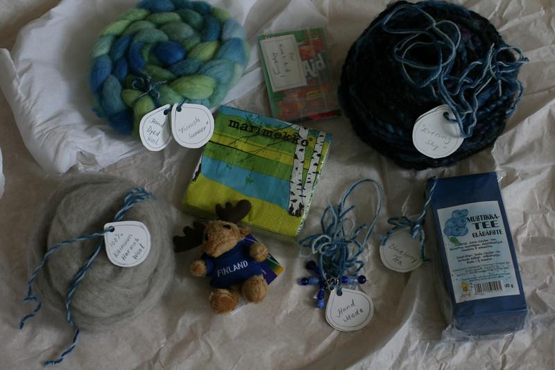 magic yarn ball loot!