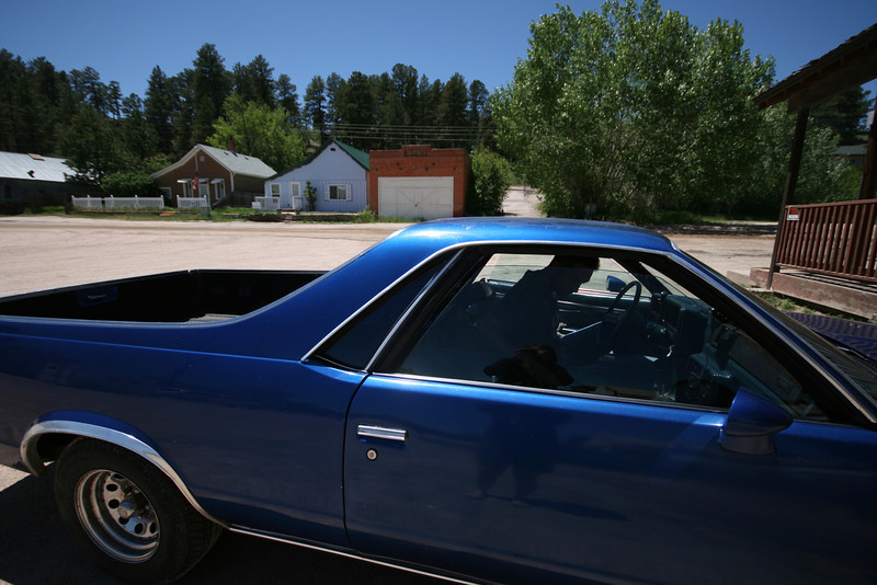 the El Camino in Elbert, CO
