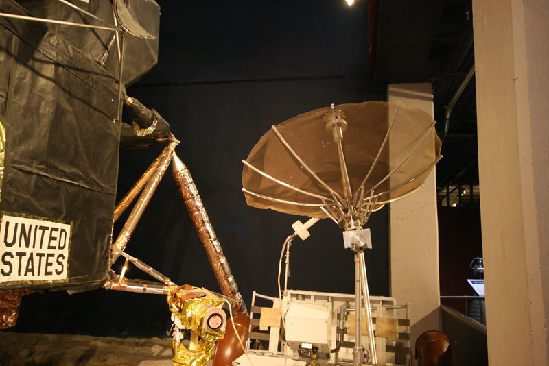 moon buggy antenna