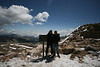 SkyTee and Mike Ossmann at Mt. Evans