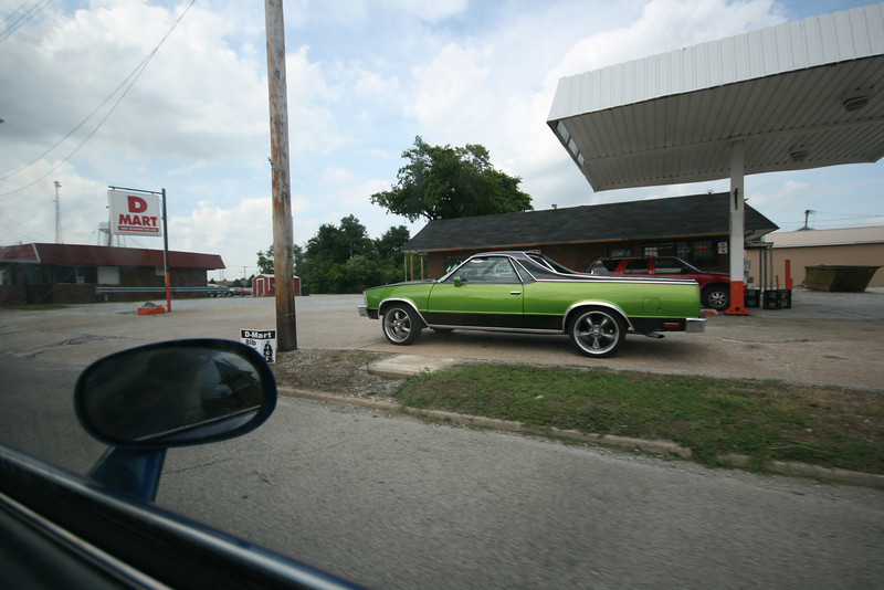 a fellow El Camino spotted in the southern tip of Illinois