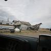 collapsed buildings in Cisco, UT
