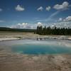 Opal Pool at Yellowstone